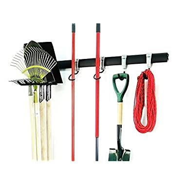 SafeRacks   Garage Wall Organizer Hook Set (2 Pack)