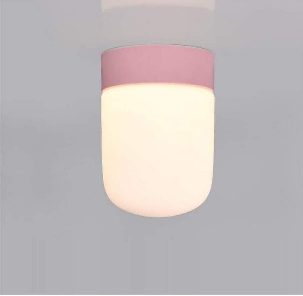 Wand LampRosa Deckenleuchte Foyer Home Beleuchtung Moderne Minimalistische Schlafzimmer Veranda Treppen Kreative Geführte Flur Gang Lichter