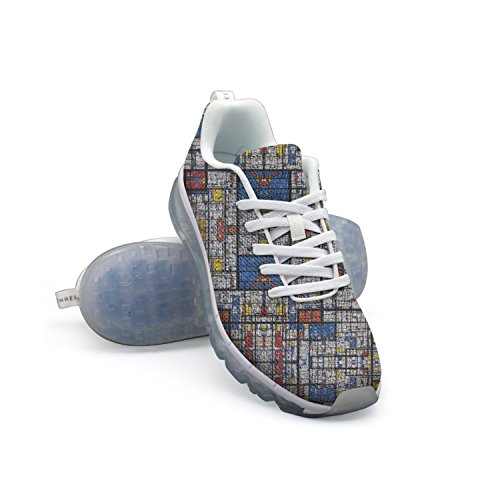 GDDF HXB The Graffiti At Will Men's Air Cushion Gym Shoes White clearance cheap real factory outlet for sale outlet best store to get pyBT6C