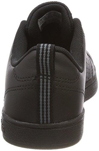 adidas Vs Advantage CL K, Zapatillas de Deporte Unisex Niños Negro (Negbas/Negbas/Onix)