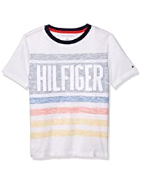 Tommy Hilfiger C587177816 Camiseta de manga corta para Niños