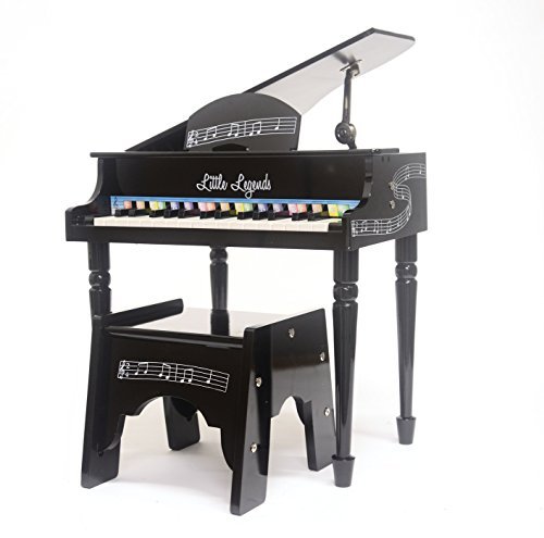 Little Legends LLBGD304B 30-Key Baby Grand Toy Piano