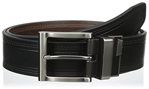 Levi's Men's 1 1/2 in.Layered Reversible Belt