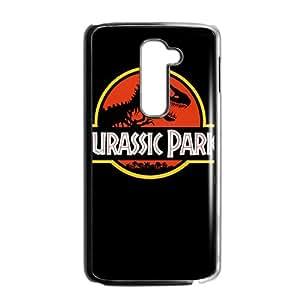 Jurassic Park Black LG G2 case