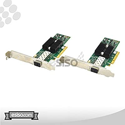 Lot Of 2 Mellanox Connectx-2 PCI-Epress x 8 10GBe Ethernet Network Server Adapter Interface Card MNPA19-XTR In Bulk Package by Mellanox