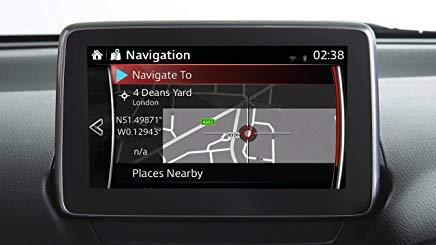 mazda 3 navigation sd card - 5