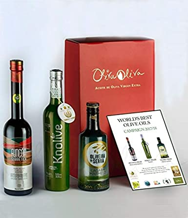 Best 3 Olive Oil in The World 2018; Rincon de la subbetica ...