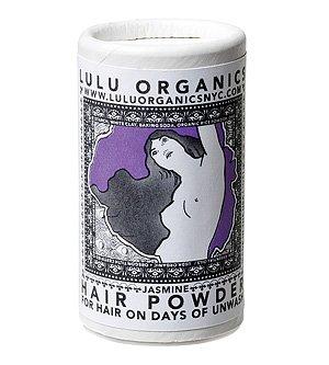 Lulu Organics Travel Size Hair Powder - Jasmine