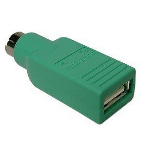 Genuine CPO Branded Product USB to PS//2 Converter for Mice