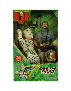 The Adventures of GI Joe Save The White Tiger 12