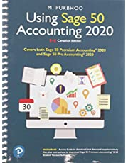 Using Sage 50 Accounting 2020