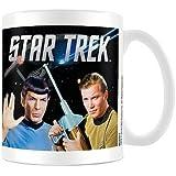 Pyramid International MG22671 Star Trek Tasse Kirk und Spock