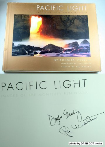 Pacific Light is a large format four color hardbound coffee table book of photography of the world famous Monterey Peninsula. Accompanying the photography are poems by Ric Masten, nationally known Big Sur poet. Additionally, the Foreword is written b...