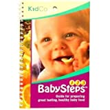 "Kidco ""Baby Steps"" Baby Feeding Instruction Book for..."