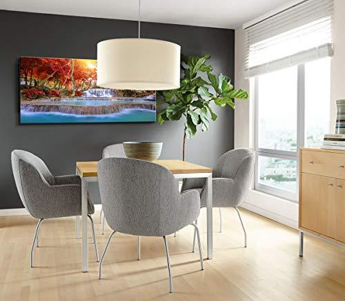 Amazon.com: Decoración de pared para sala de estar, cascada ...