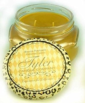 Tyler High Maintenance Scented 2 Wick Candle, 11 oz