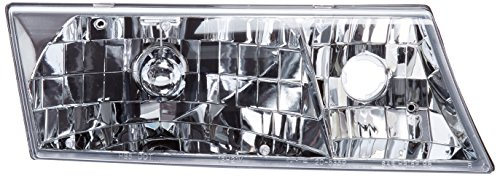 TYC 20-5359-00-1 Mercury Grand Marquis Right Replacement (Mercury Grand Marquis Headlamp Headlight)