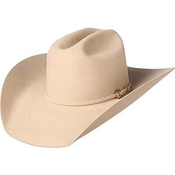 NRS American Hat Company Mens Silver Belly 1000X Mink 4 1 4 Brim Felt Cowboy 8e92641a829