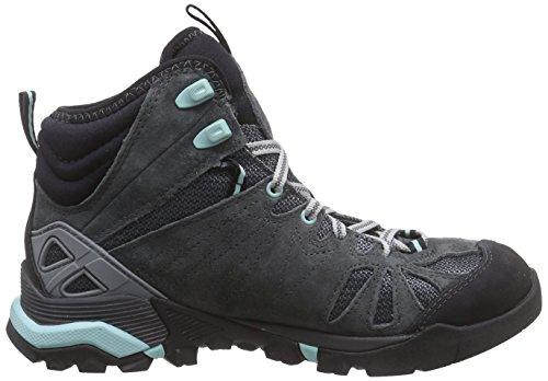 Merrell Women's Capra Mid Gore-Tex High Rise Hiking Boots Grey (Granite) 3vTKuDGgi