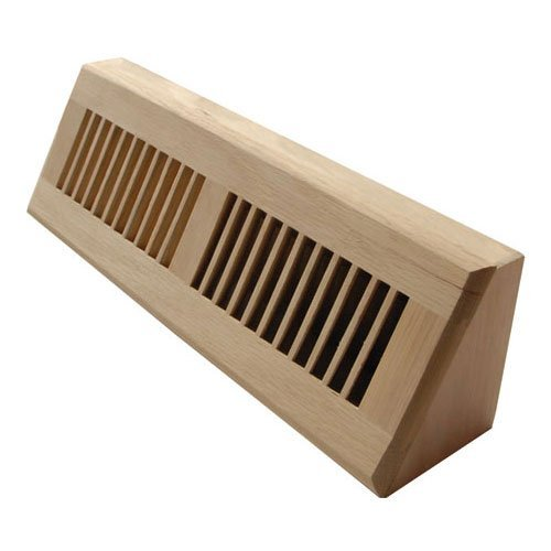 Baseboard Heating Duct : Compare price to wood baseboard vents dreamboracay