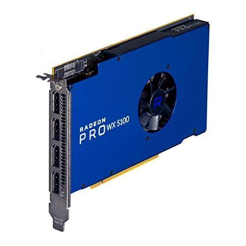 41Rk4RymH7L - AMD Video Card 100-505940 AMD Radeon Pro WX 5100 8GB GDDR5 Retail