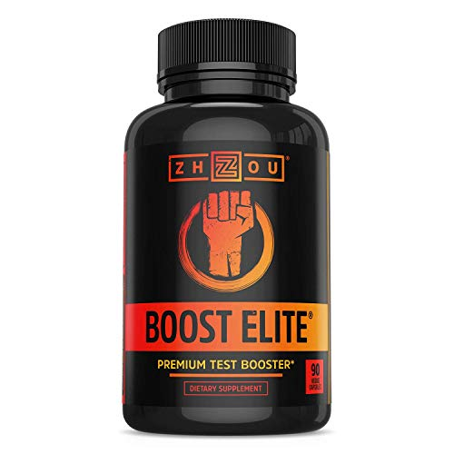 Boost Elite Test Booster