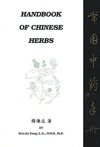 Handbook of Chinese Herbs