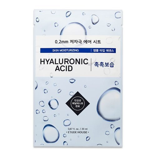 [Etude House] 0.2 Therapy Air Mask #08 Hyaluronic Acid