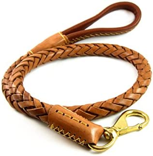 Venxic Luxury Braided Leather Medium