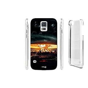 FUNDA CARCASA CITY EXPLOSION PARA SAMSUNG GALAXY S5 G900D LTE DUAL