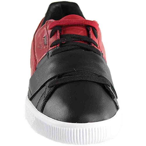 PUMA Select Mens Clyde Colorblock Sneakers Black ggLob