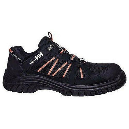 Helly Hansen Workwear 78201 - Zapatos de seguridad Zapatos de seguridad S3 Holmenkollen Ww, cuero, negro tamaño 44 Black/Razer Blue
