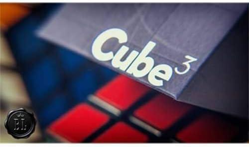 SOLOMAGIA Cube 3 By Steven Brundage - Magia Scenica - Giochi di Magia