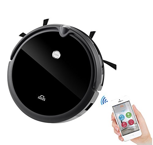 LQUYY M633 Intelligent Sweeping Robot With APP With Camera No Planning Smart Looking Home Voice Call