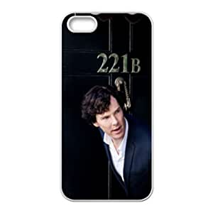 sherlock Phone Case for iPhone 5S Case by Maris's Diary