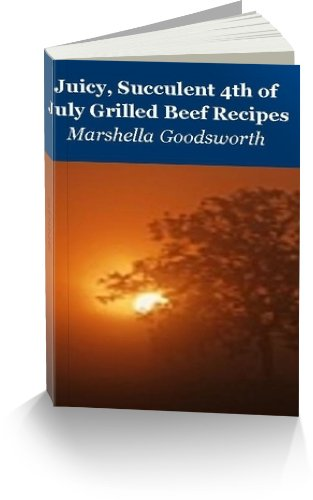 Juicy, Succulent 4th of July Grilled Beef Recipes