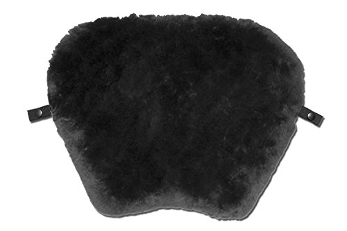 Skwoosh XL Touring Natural Sheepskin Motorcycle Pad with Gel Insert XLSH0715 -