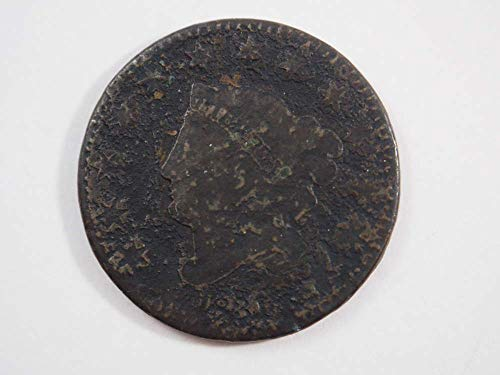 1831 P Coronet Large Cent Large Cents Ungraded