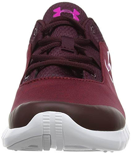 Mojo White Scarpe Pink Dark Running Tropic Rosso W Donna Armour UA Maroon Under a4wvUqxZnt