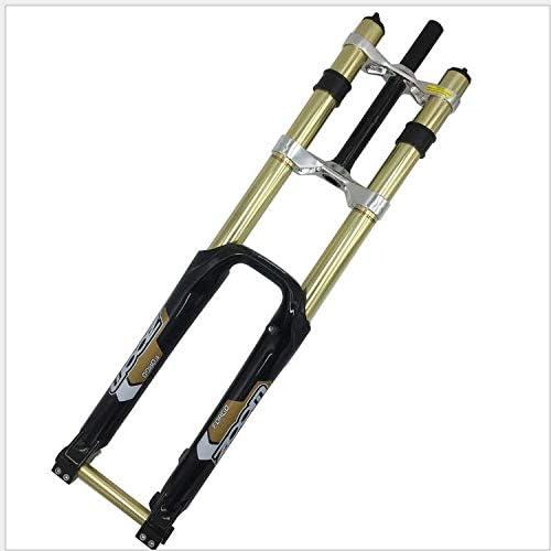 Suspensión Delantera Tenedor de Bicicletas de montaña Amortiguador ...