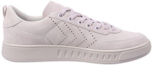 Super Sneakers Hummel Casual Femme Lilac Basses gray Violet Trimm dRqqxfOrwt