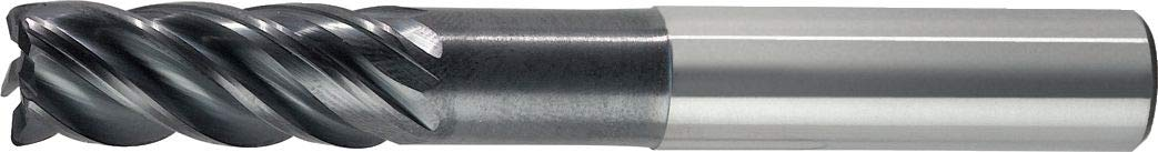 0.015 Radius 5FL WIDIA Hanita TM5VNS10014A VariMill II 5VNS HP Finishing//Roughing End Mill 0.375 Cutting Dia AlTiN Coating RH Cut Carbide
