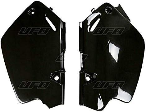 UFO Plastics SD PNL BK CR80 96-02 Body Plastics Side Panels BLK CR80 96-98 HO03626-001