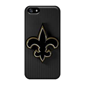 Case For Iphone 5/5S Cover Protector Cases New Orleans Saints Phone Covers Black Friday