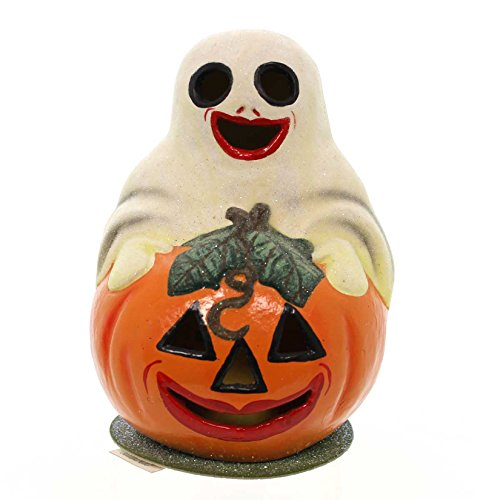 Christopher Radko Gourd N Ghoul Paper Mache Candy