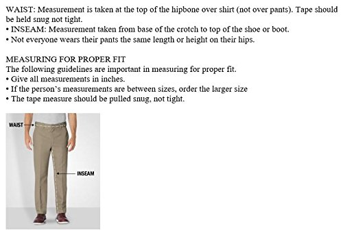 Dickies Men's Regular Straight Stretch Twill Cargo Pant, Desert Sand, 38x34 by Dickies (Image #3)