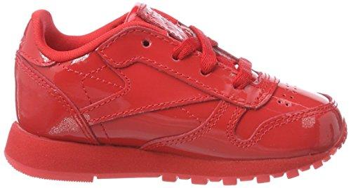 primal Por Reebok Estar Casa Leather Red Zapatillas Patent Unisex Rojo De 000 Classic Bebé FcA4Yq4WrP