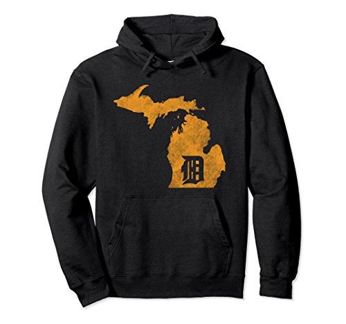 Unisex Detroit Michigan - Motor City, Midwest