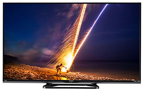 Sharp LC-65LE654U 65-Inch 1080p 120Hz Smart LED TV (2015 Model)