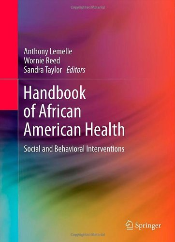 Search : Handbook of African American Health: Social and Behavioral Interventions
